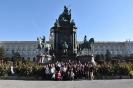 Maturanti opět ve Vídni
